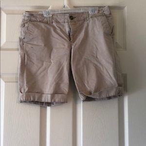 Old navy low rise longer length shorts